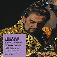 Tan Dun - The First Emperor (The Metropolitan Opera HD Live Series)