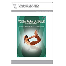 YOGA PARA SALUD - DEPRESION/ DESORDENES GASTRO INTESTINALES