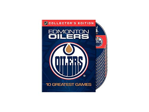 NHL: Edmonton Oilers - 10 Greatest Games