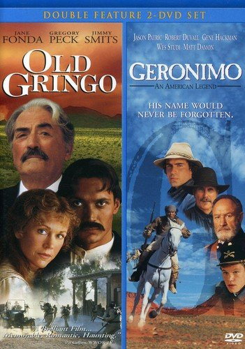Old Gringo & Geronimo: An American Legend (2-pack)