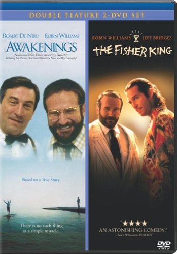 Awakenings & Fisher King (2-pack)