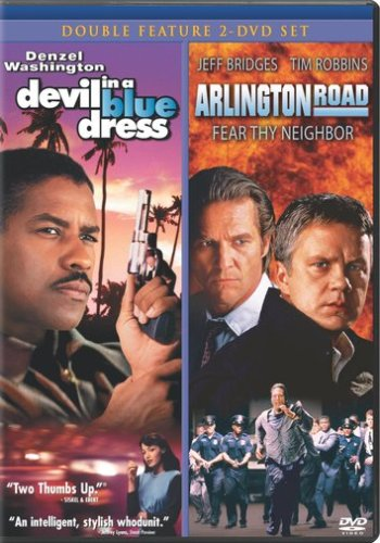 Devil in a Blue Dress & Arlington Road (2pc)