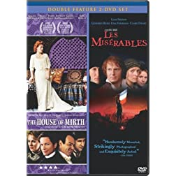 House of Mirth & Les Miserables (1998) (2-pack)