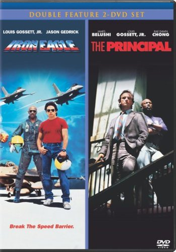 Iron Eagle & The Principal (2-pack)