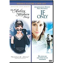 Audrey Hepburn Story & If Only (2-pack)