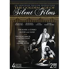 Golden Age of Silent Films