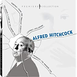 Alfred Hitchcock Premiere Collection (Lifeboat / Spellbound / Notorious / The Paradine Case / Sabotage / Young and Innocent / Rebecca / The Lodger)