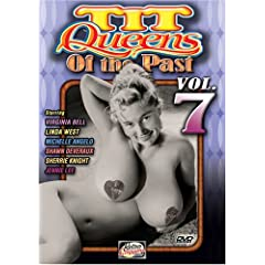 Tit Queens of the Past, Vol. 7