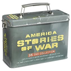 America: Stories of War 36 DVD Collection