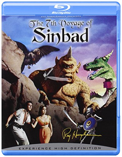 The Seventh Voyage of Sinbad (50th Anniversary Edition) [Blu-ray]