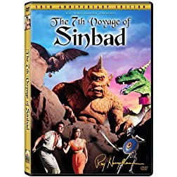 The 7th Voyage of Sinbad (50th Anniversary Edition) (1958)