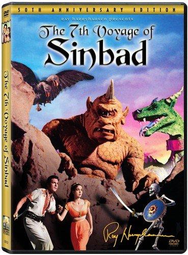 The 7th Voyage of Sinbad (50th Anniversary Edition) (1958)