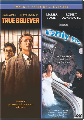 True Believer (1989) & Only You (2-pack)