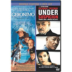 Geronimo: American Legend & Under Suspicion (2000) (2-pack)