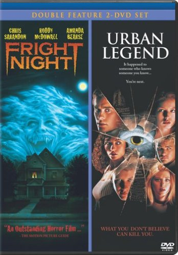 Fright Night & Urban Legend (2-pack)
