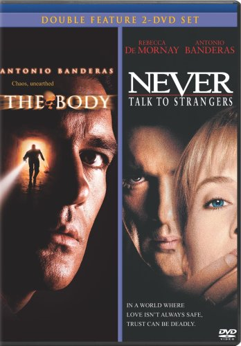 Body & Never Talk to Strangers (2-pack)