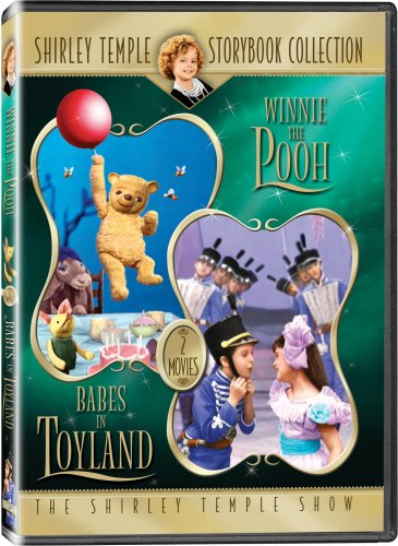 "Shirley Temple Storybook Collection: ""Winnie the Pooh"" and ""Babes in Toyland"" - IN COLOR!"