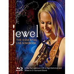 Jewel: The Essential Live Songbook [Blu-ray]