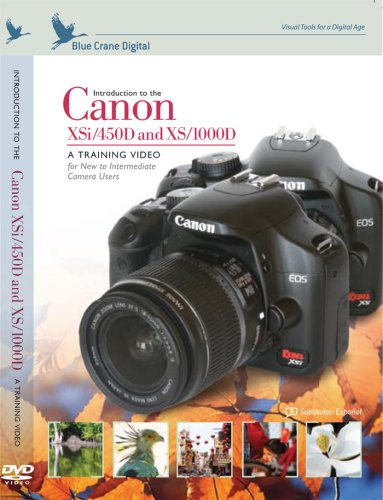 Introduction to the Canon Rebel XSi 450D / XS 1000D