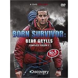 Born Survivor Bear Grylls-Complete