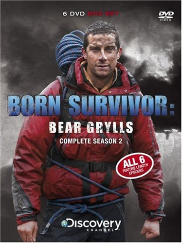Born Survivor Bear Grylls-Complete
