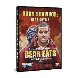 Born Survivor Bear Grylls-Bear Eats