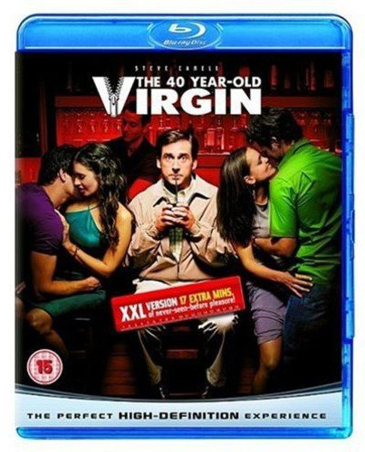 40 Year Old Virgin [Blu-ray]
