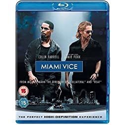 Miami Vice (2006) [Blu-ray]
