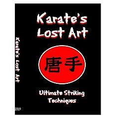 Karate's Lost Art