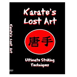 Karate's Lost Art