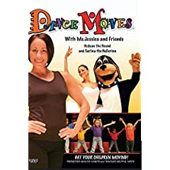 Dance Moves With Ms. Jessica and Friends