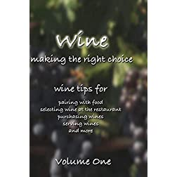 Wine: Making the Right Choice
