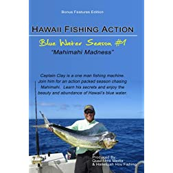 Hawaii Fishing Action: Blue Water Season #1