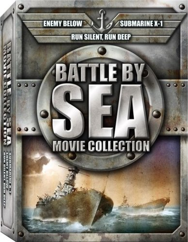 Battle by Sea Movie Collection