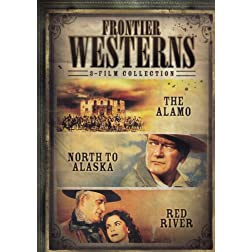 Frontier Westerns 3-Film Collection