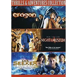 Thrills and Adventure Collection