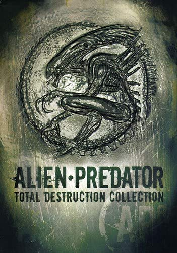 Alien - Predator Total Destruction Collection