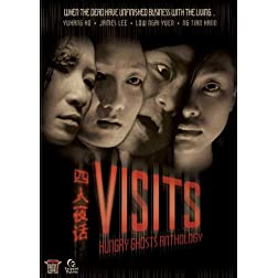Visits: Hungry Ghost Anthology