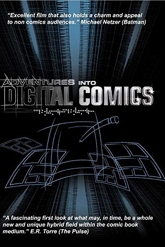 Adventures Into Digital Comics