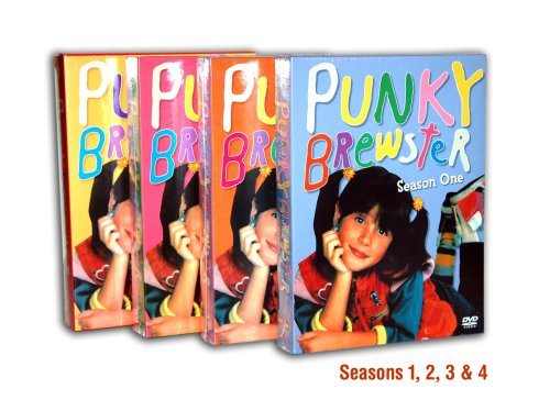 Punky Brewster: The Complete Series (4- pack)