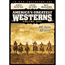America's Greatest Westerns Collector's Set V.1