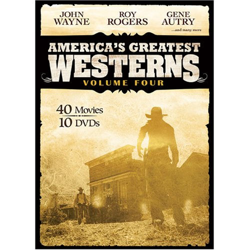America's Greatest Westerns Collector Set V.4