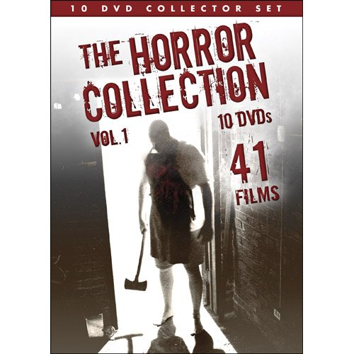 The Horror Collection V.1 10-DVD Set