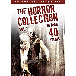 The Horror Collection V.2 10-DVD Set