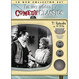 TV Comedy Collector Set 10-DVD Set