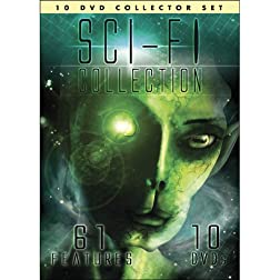 Sci-Fi Collection V.1 10-DVD Set