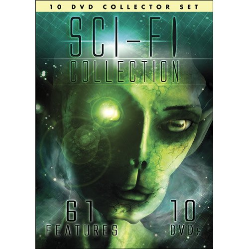Sci-Fi Collection V.1 10-DVD Set