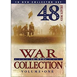 War Collection V.1 10-DVD Set