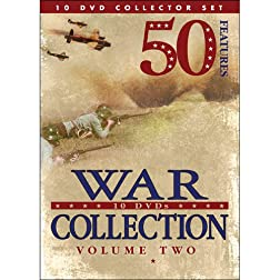War Collection V.2 10-DVD Set