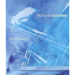Divertimenti [Hybrid SACD] [Includes Blu-Ray Disc] [Blu-ray]